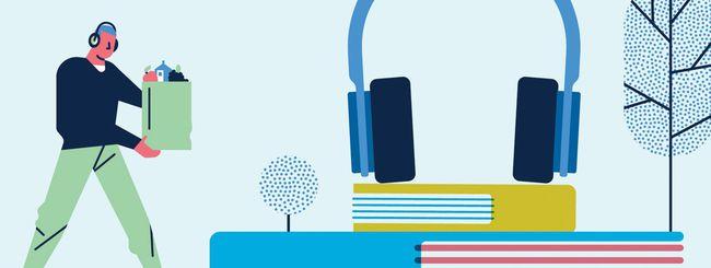 Nuove feature per gli audiolibri di Google Play