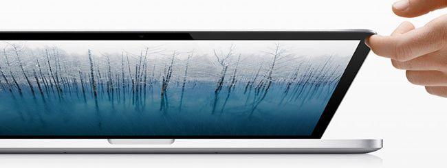 MacBook Pro Retina e Air: aggiornamento batteria