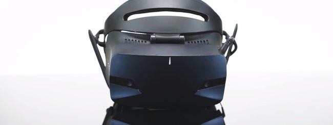 IFA 2018: Acer OJO 500, visore Mixed Reality modulare
