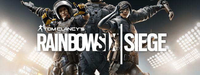 Tom Clancy's Rainbow Six Siege, arriva nuovo evento a tempo