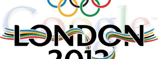 Olimpiadi 2012 su Google, partendo da un doodle