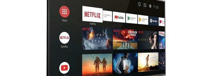 TCL ha presentato le sue nuove Android TV