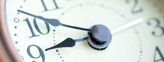 Commissione Europea: addio al cambio dell'ora