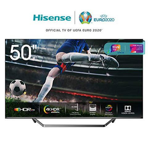 Hisense 50U71QF Smart TV ULED Ultra HD 4K 50″