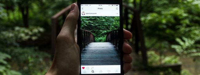 Instagram Stories: menzioni, link e Boomerang