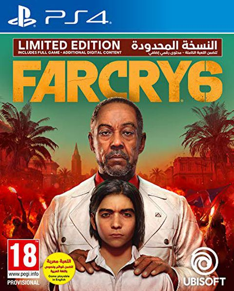 Far Cry 6 Limited Edition (PS4) - Esclusiva Amazon