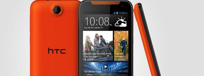 HTC Desire 310: da aprile anche in Italia