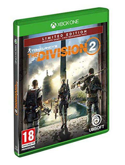 The Division 2 - Limited Edition (Xbox One)