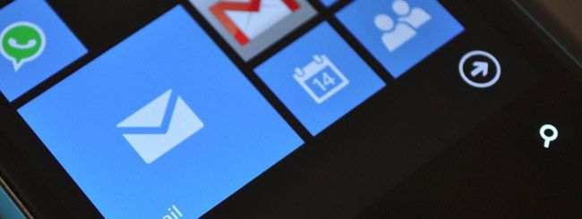 Windows Phone, Gmail con EAS fino al 31 luglio
