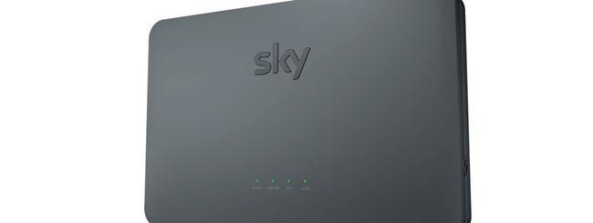 Sky Wifi Hub: le caratteristiche del modem