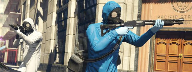 GTA 5: Heist per GTA Online all'inizio del 2015