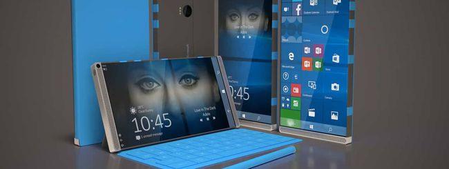 Surface Phone fa la sua prima comparsa in rete