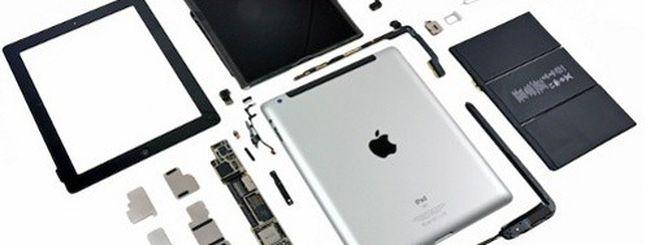 Nuovo iPad: costi di produzione effettivi