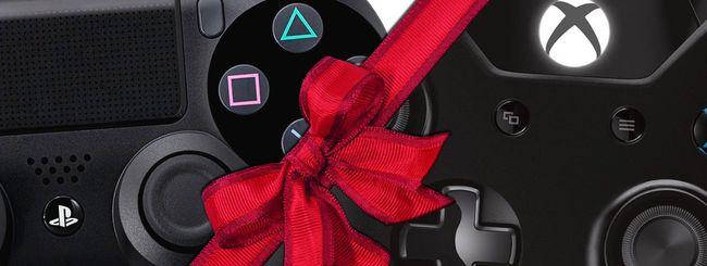 Natale 2014: PS4, Xbox One e le altre console