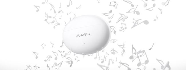 Huawei FreeBuds 4i arrivano anche in Italia