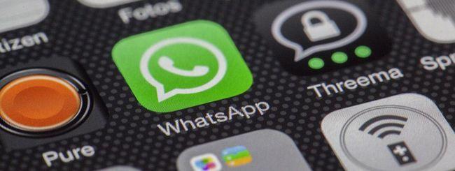 WhatsApp, messaggi inoltrati calano del 70%