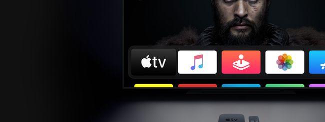 Apple TV, rimuovere i trailer dalla schermata Home