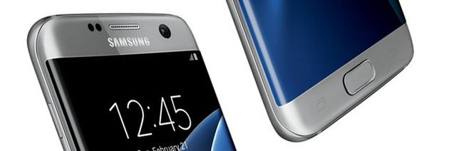 Samsung Galaxy S7 Edge Grey