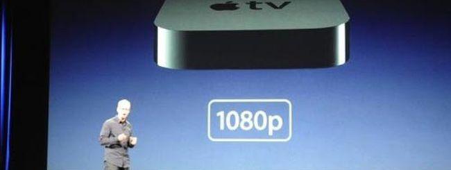 Nuova Apple TV al Keynote