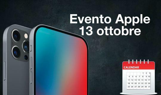 Evento iPhone 12: in programma per il 13 ottobre?