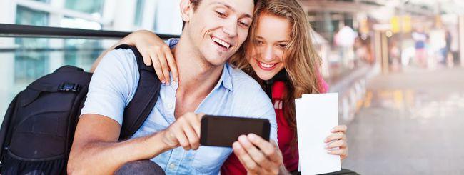 Vodafone, roaming extra UE sino a 35€ al giorno