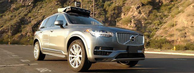 Arizona: le self-driving car di Uber sono pronte