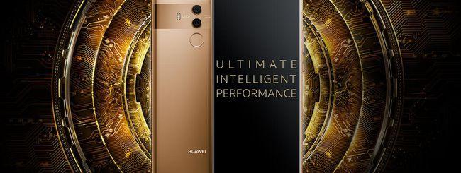 Huawei Mate 10, IA per Microsoft Translator