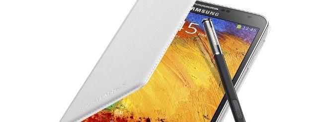 Galaxy Note 3, Samsung risponde sugli accessori