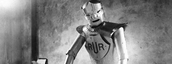 Eric, il primo robot britannico tornerà in vita