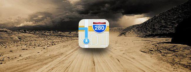 Mappe di iOS 6