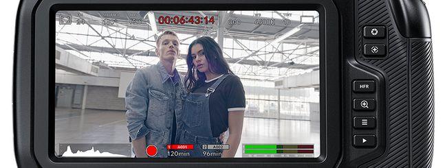 Blackmagic Design presenta la Pocket Cinema Camera 6K: l'upgrade che molti aspettavano