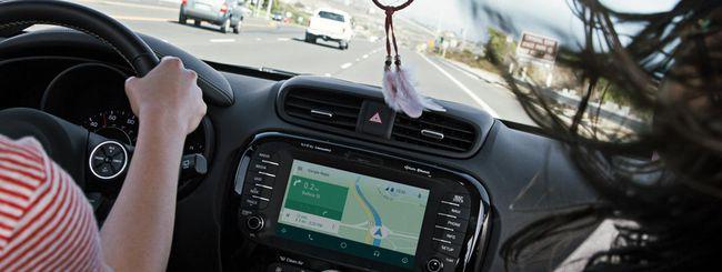 Android Auto in anteprima al LA Auto Show