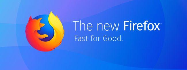 Mozilla mostra banner pubblicitari in Firefox 64