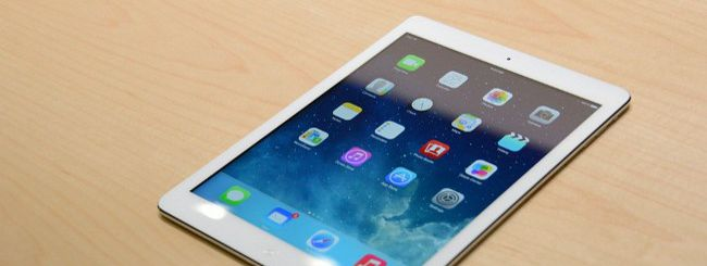 iPad Air in arrivo da Vodafone il primo novembre