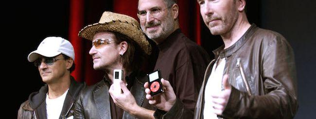 Apple e U2: Bono racconta la promessa di Steve Jobs su iTunes