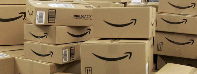 Amazon offrirà prestiti ai rivenditori in Italia