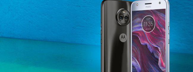 Android 8.0 Oreo sugli smartphone Motorola