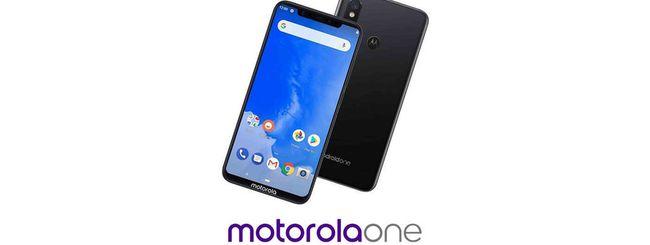 Motorola One Power, specifiche di fascia media