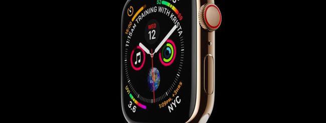 Evento Gather Round: Apple Watch Series 4