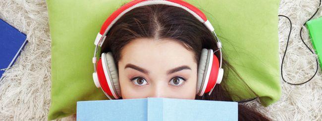 Google porterà gli audiolibri su Play Store?