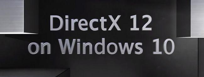 Build 2016: le DirectX 12 per il gaming