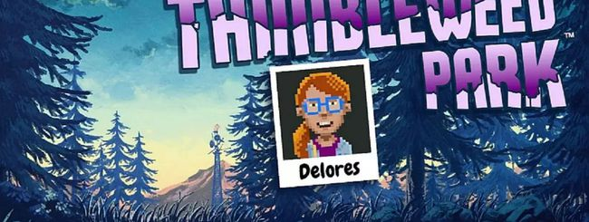 Giochi gratis: scaricare Delores Thimbleweed Park