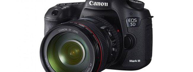 Canon EOS 5D Mark III: disponibilità e nuovi scatti di prova