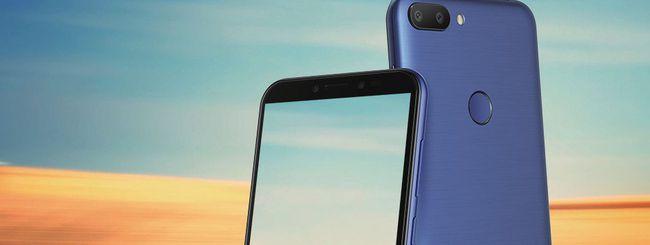 Alcatel 1S, lo smartphone giovane arriva in Italia
