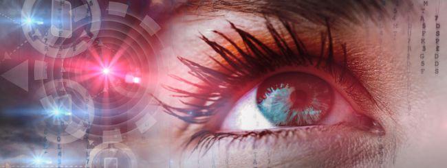 Windows 10 si controllerà con gli occhi