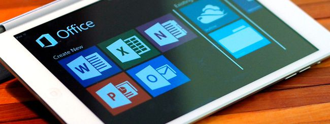 Office è gratis su iPhone, iPad e Android