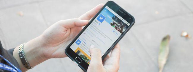 Twitter, verifica a due fattori con app esterne