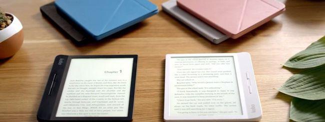 Kobo Libra H20: nuovo e-book reader di fascia alta