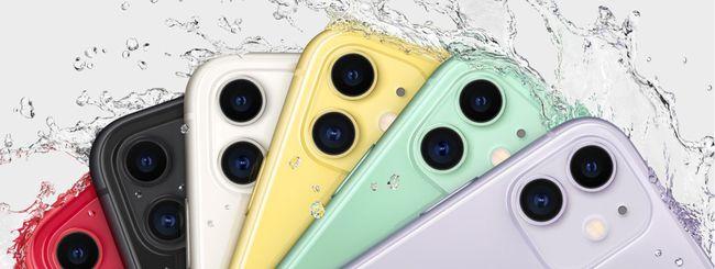 iPhone 11, iPhone 11 Pro e 11 Pro Max con Iliad
