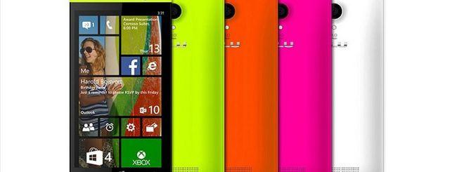 Microsoft svela nuovi Windows Phone 8.1 economici